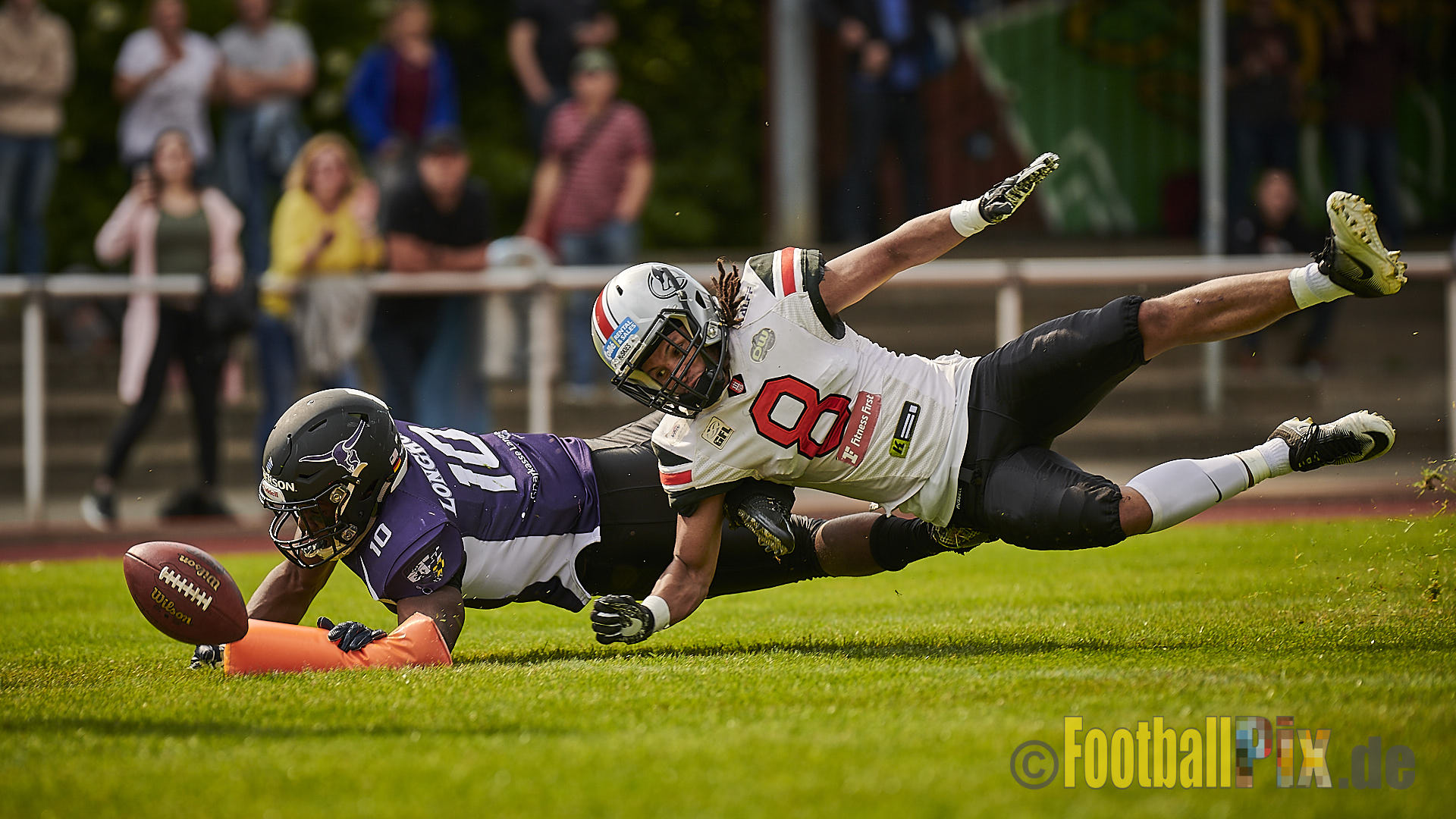 18.05.2019 GFL2: Langenfeld Longhorns vs. Hamburg Huskies (35:34)